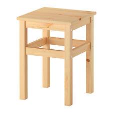 IKEA ODDVAR Hocker Holzhocker Schemel Holzschemel 45cm hoch Stehhilfe Kiefer