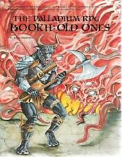 AD&D- Palladium Book 2-Old Ones: Book of Cities & Forts *FS