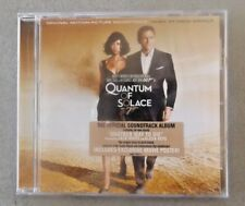 M CD OST COLONNA SONORA QUANTUM OF SOLACE 007 CRAIG 2008 KEYS NO CONNERY MOORE