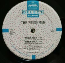 "New listing The Freshmen - Who Me? - Select Records FMS 62270 yr 1986 12"" Hip Hop"