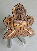 COTC University Of Alberta Cap Badge , Edmonton Authorized Post 1953 CB.183