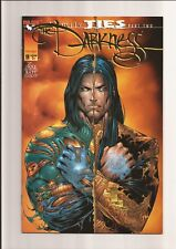 THE DARKNESS #9 NM- 9.2 (GOLD FOIL EDITION) FAMILY TIES PART TWO 1997