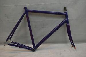 1985 Cannondale ST300 Vintage Touring Road Bike Frame Set 60cm Large USA Charity