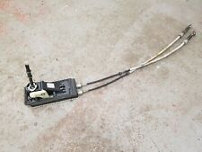 BMW MINI COOPER ONE R50 R52 - 5 SPEED GETRAG - GEAR LINKAGE SELECTOR CABLES