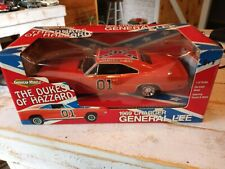 1/18 1969 dodge charger the dukes of hazzard general lee nib