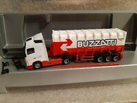 VOLVO FH  Buzzatti Transports Srl  32036 Gresal BL Italy  30 FT Bulk Container