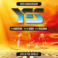 Yes - Live At The Apollo (NEW 2 CD)