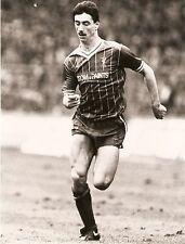 ORIGINALE stampa foto Liverpool FC Ian Rush 25.3.1984