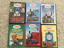 Thomas and Friends Lot of 6 Kid's DVDs Thomas Percy And The Dragon