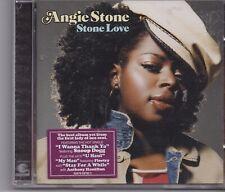Angie Stone-Stone Love  cd album