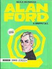 ALAN FORD SUPERCOLOR EDITION n° 1 (Mondadori Comics, 2014) BUNKER & MAGNUS