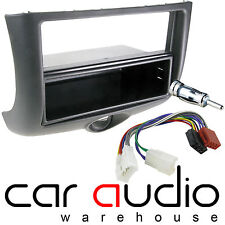 For Toyota Yaris 1999 - 2003 Car Stereo Single Din Fascia Fitting Kit FP-11-09