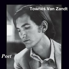 TOWNES VAN ZANDT - POET  CD  16 TRACKS MAINSTREAM ROCK  NEU