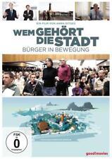 DVD Wem gehört die Stadt  Bürger in Bewegung (K35)