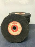 Norton 8x3//16x3-1//2  23A-90I-G8-VBE Gray Grinding Wheels 3 Pc GW017-B-3