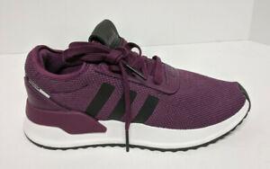 Adidas Originals U Path Sneakers, Purple/Black, Women's 7.5 M