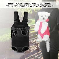 Cat Puppy Shoulder Carry Sling Pet Front/Back Backpack Net Bag Tote Dog Carrier