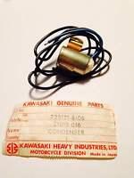 KAWASAKI NOS  21013-016  C2 C 2 CONDENSER  New Neuf Neu