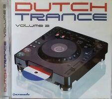 "Various ""Dutch Trance Volume 2"" * arma095/ 2xCD / Trance, Techno, Progr. Trance,"