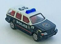 Realtoy Ford Explorer Police SUV Toy Suburban Anti-Crime 29 Law Enforcement