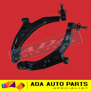 2 x Nissan Pulsar N16 Q ST ST-L 2000-2006 Front Lower Control Arms LEFT & RIGHT1