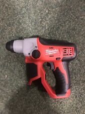 Milwaukee M12 12-Volt Lithium-Ion  1/2 in. SDS-Plus Rotary Hammer (tool Only)