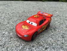 Disney Pixar Cars 2 Lightning McQueen Metal Toy Car New Loose