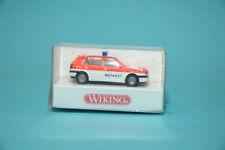 """Wiking 07101 VW Golf """"Emergencias"""" Ho 1:87 Nuevo"""
