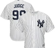 NEW New York Yankees - Judge #99 Majestic Men's Pinstripe Jersey Mens XL