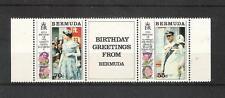Bermuda Inseln  600/01 ZD  Geburtstag Elisabeth II.  **  (mnh)
