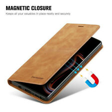For Xiaomi Redmi Note 9S 8 Pro/10X Magnetic Leather Flip Wallet Phone Case Cover
