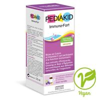 PEDIAKID Immuno-Fort 125ml. Support the whole defenses of the organism FOR KIDS