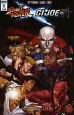 Street Fighter X G.I. Joe #1 VF; IDW | save on shipping - details inside