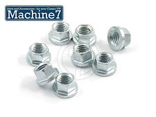 Classic VW Beetle Engine Inlet Exhaust Manifold Nuts Slimline 10mm A/F M8 Bug x8