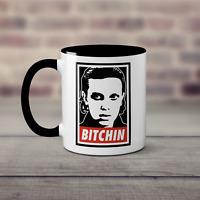 Eleven Bitchin Stranger TV Series Things Mug - Ceramic Coffee Drinks Cup Gift
