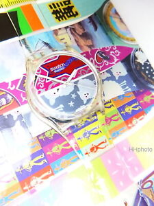 """Swatch: Club Special """" Lots Of Swatch """" (GZ177) New/Top-Rarität"""
