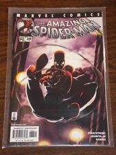 AMAZING SPIDERMAN #38 VOL2 MARVEL COMICS SPIDEY FEBRUARY 2002