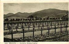 CPA  Sennheim - Cernay - Deutscher Soldatenfriedhof  (389483)