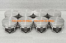 Chevy 7.4l 454ci Sealed Power Hypereutectic Coated Pistons Set/8 1996*-00 +.040