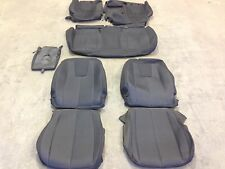 FACTORY OEM CLOTH SEAT COVER COVERS CHEVROLET EQUINOX 2012 2013 2014 2015 USED