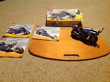 Used, Not Complete Lego Creator 3 in One 6747, Race Rider