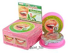 Rasyan Kräuter Zahnpasta hilft bei Kalkstein bei Zigaretten Tee und Kaffee 25g