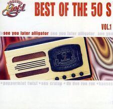 BEST OF THE 50'S VOL.1 - FOREVER GOLD RECORDS SAMPLER - CD - OVP