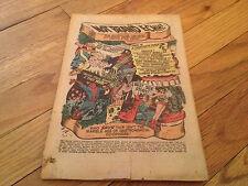 Not Brand Echh #6 Coverless Comic Book 1968 Dr. Strange Spider-Man Wonder Woman