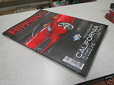 FERRARI CLUB N° 16 juin 2008 CALIFORNIA 612 SCAGLIETTI 250 GTO *