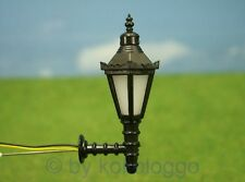S380 - 5 pcs Wall Lamps with LED - Height 4,5cm Streetlights Lamps