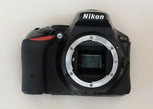 Nikon D5500 body spares or repair