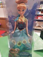 ANNA  Frozen  festa di compleanno  - BIRTHDAY PARTY DOLL  MATTEL