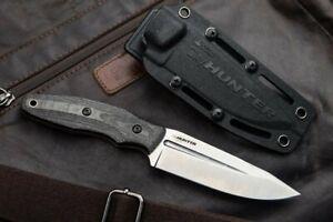 Das Messer Kizlyar Supreme CityHunter AUS-8 Satin