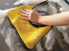 2 In 1 Double Sided Microfibre Cloth 45cm x 38cm Streetwize